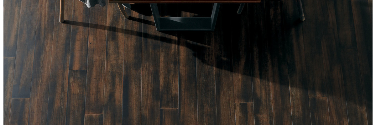 <strong>Portfolio Paris Black</strong><br>Teragren Portfolio Bamboo Flooring Paris Black
